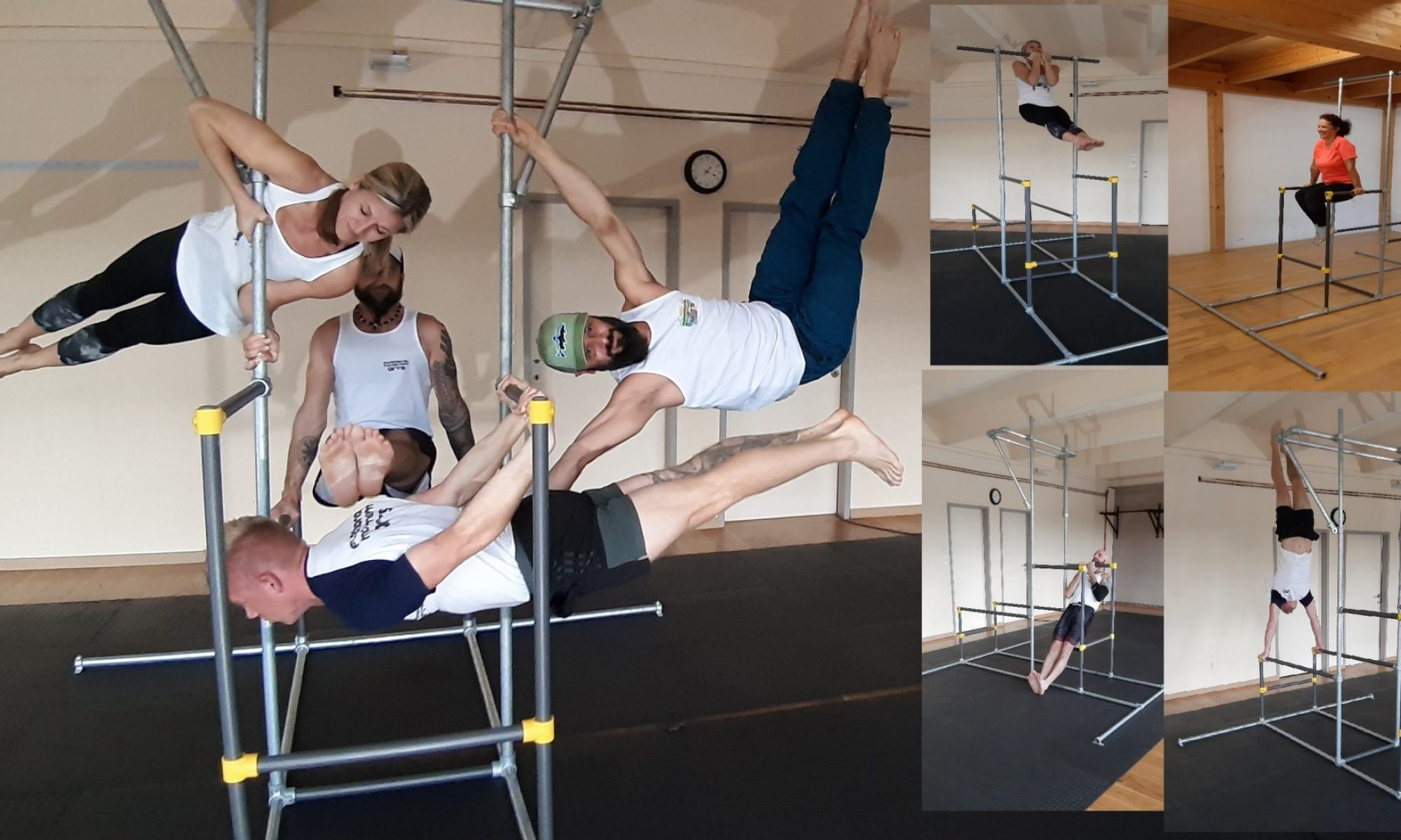 CALI-CUBE - Bau dir ein eigenes Fitness-Gerät